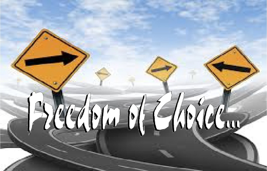 freedom of choice 2