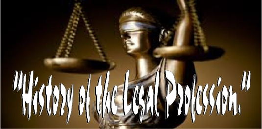history of the legal profession 2a