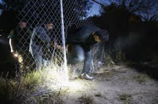 illegal aliens - dark of night