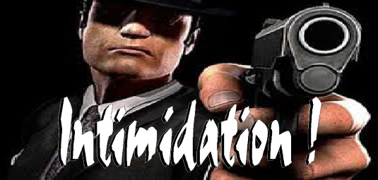 intimidation 2