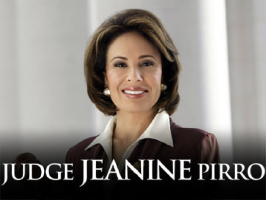 judge Jeanine Pirro - Pres