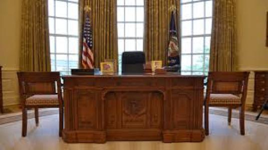 presidential desk