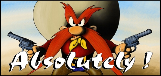 absolutely - Yosemite Sam 3