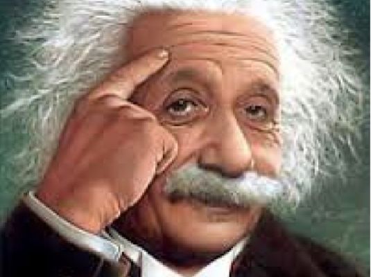 Albert Einstein - learning
