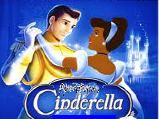 Cinderella - black 1a