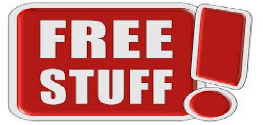 free stuff 3