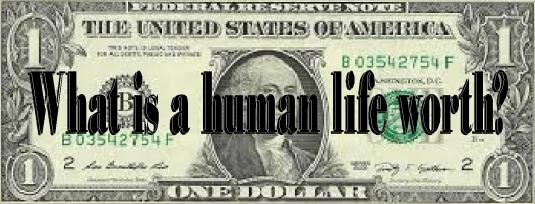 human life worth 3