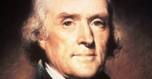 Jefferson on entitlements