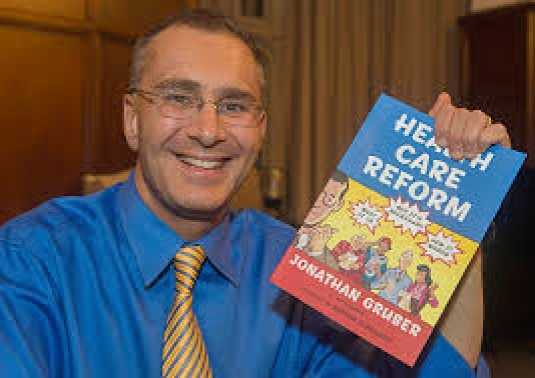 Jonathan Gruber - healthcare re