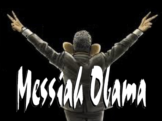 Messiah Obama 1
