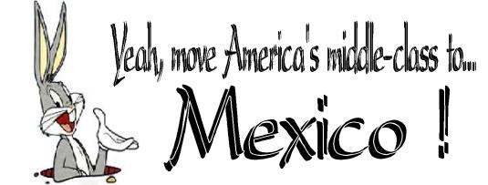 Mexico - Bugs Bunny 2