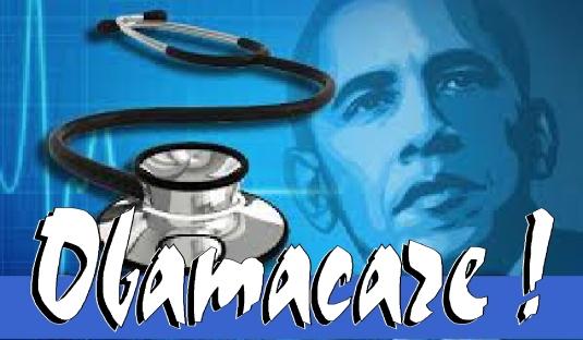 Obama care - blue 2