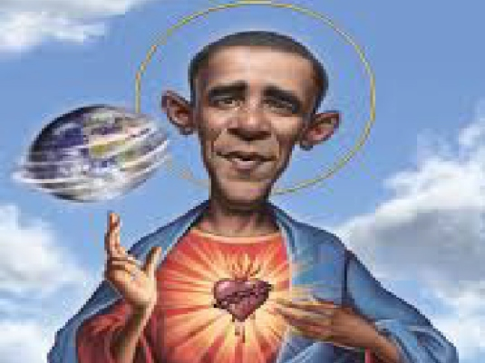 Obama Messiah 1a