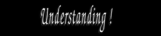 understanding 2