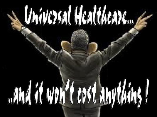 universal healthcare - free 1a