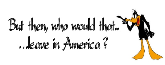 Who would leave in America - Da (2)