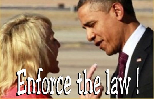 enforce the law 2