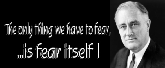 FDR on fear 1a