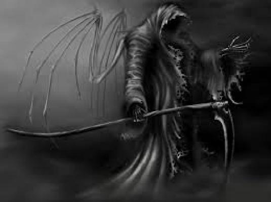 grim reaper  - black 1