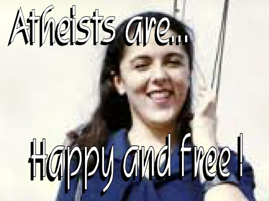 happy and free