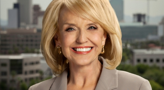 Jan Brewer 2016