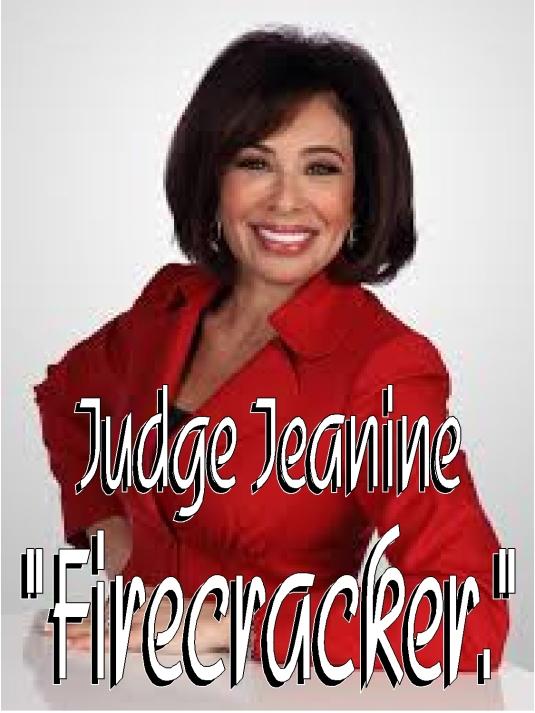 judge Jeanine firecracker 1