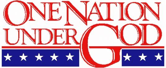 one nation under God - logo