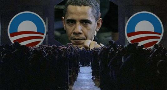 Orwellian Obama