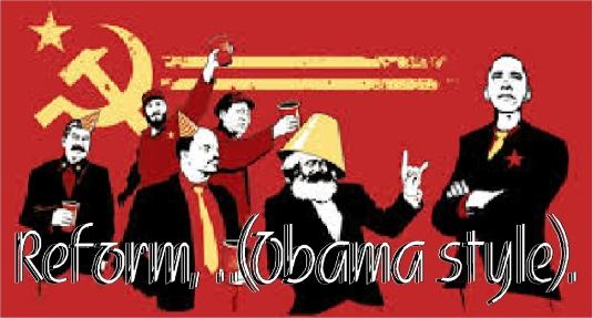 reform Obama style 2