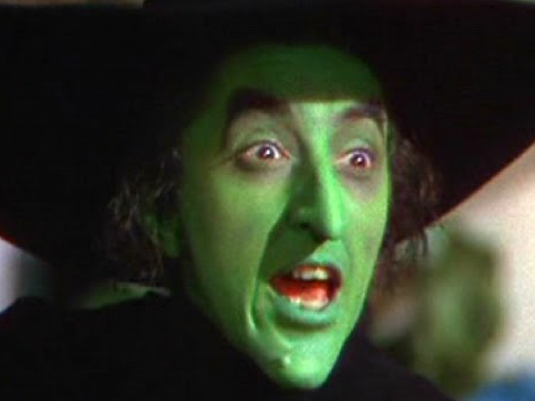 wicked witch of the West 1a