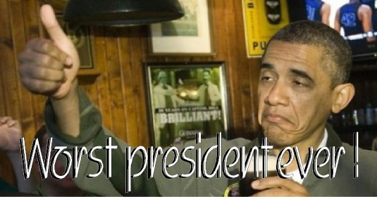 worst president ever 2