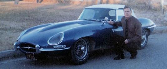 XKE Jaguar 2