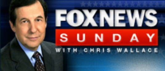 Chris Wallace - news Sunday
