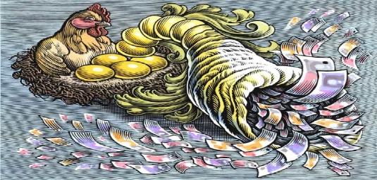 cornucopia of wealth