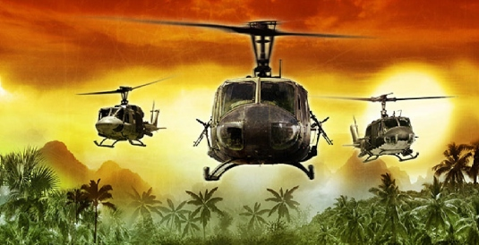 helicopters Vietnam 2