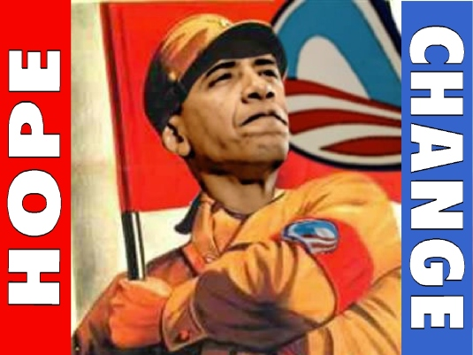 hope and change Marxist 2a