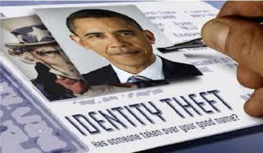 identity theft -, Obama 1