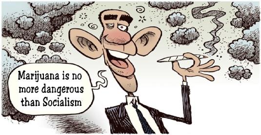 marijuana and socialism 2