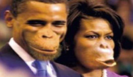 Obama Apes 1
