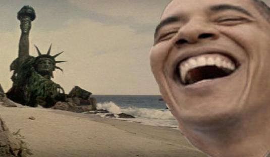 Obama Apes 2