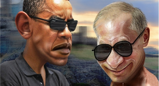 Vladimir and Barry 2