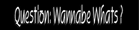 wannabe Whats 2