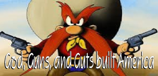 Yosemite Sam - God and guns 2