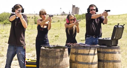 Americans and guns 1